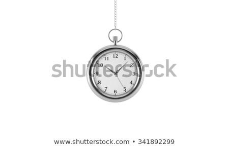 Productivity on Pocket Watch. 3D Illustration. Stock photo © tashatuvango