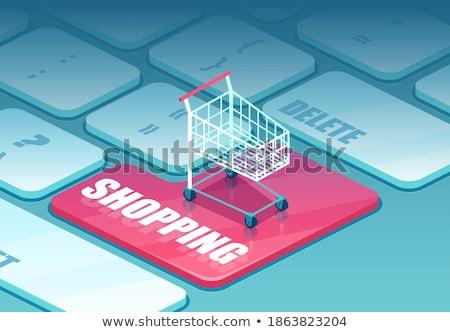 Stock fotó: Ingyenes · szállítás · billentyűzet · kulcs · 3d · illusztráció · férfi · ujj