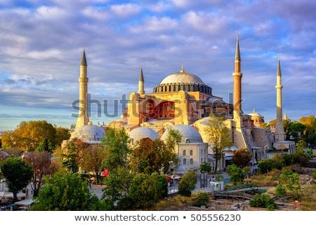 イスタンブール · 夏 · トルコ · 空 · 建物 - ストックフォト © givaga