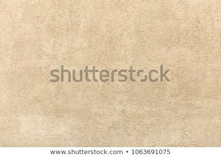 Doku duvar gri el yapımı sıva modern Stok fotoğraf © ruslanshramko