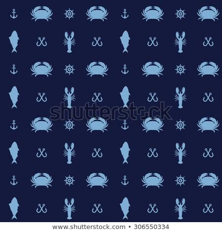 dierenriem · vector · teken · patroon · horoscoop - stockfoto © netkov1