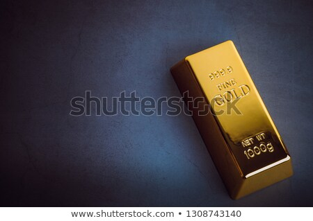Big bullion of gold Stock photo © nomadsoul1