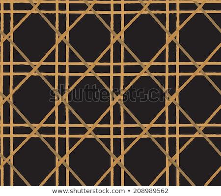 плетеный · соломы · коричневый · текстуры · аннотация - Сток-фото © sahua