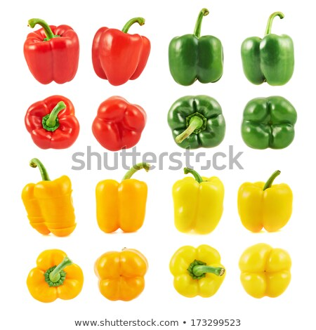 bell peppers background (Capsicum annuum)  Stock photo © dacasdo