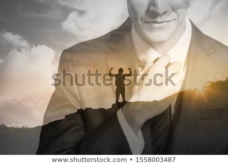 Businessman ready Stock photo © photography33
