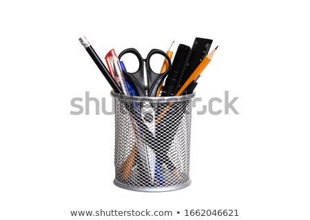 pencils in container Stock photo © marylooo