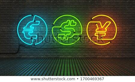 Dolar · ściany · ceny · finansów · pieniężnych · czas - zdjęcia stock © Paha_L