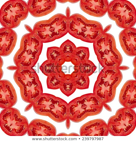 Kaleidoscopic Tomatoes Stock photo © stevanovicigor