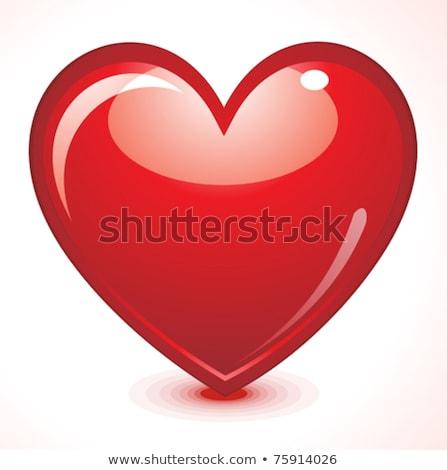 Photo stock: Résumé · coeur · mariage · design · santé