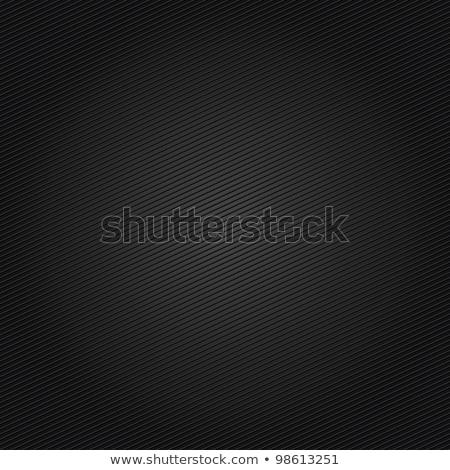 Repeat lines dark gray background Stock photo © Ecelop