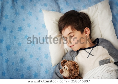 child sleeping stock photo © ia_64