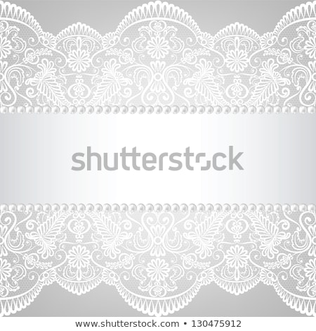 wedding background with jewels for invitation Stock photo © yurkina