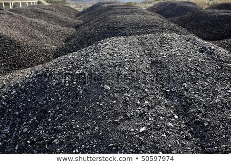 Sóder szürke kő textúrák aszfalt keverék Stock fotó © lunamarina