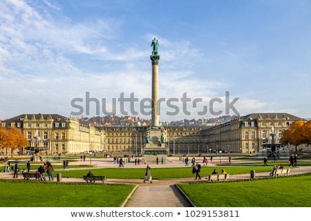 Top · мнение · городского · город · зданий · Германия - Сток-фото © magann