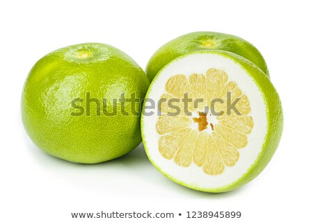 green sweet pomelo, sweetie Stock photo © caimacanul