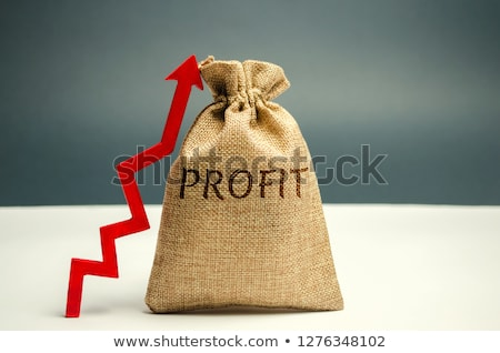 Profits up words Stock photo © fuzzbones0