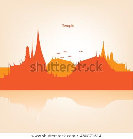 heiligdom · phuket · Thailand · tropische - stockfoto © smithore