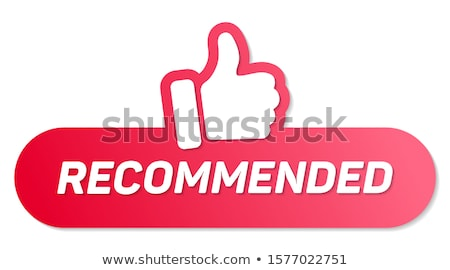 Stock photo: Great Offer Pink Vector Button Icon