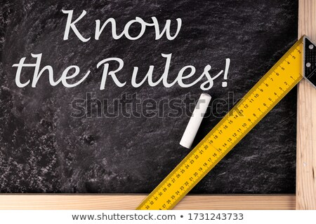 Consulting Handwritten by White Chalk on a Blackboard. Stock photo © tashatuvango