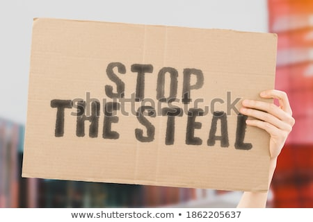 Piracy and Theft Banners Stock photo © -TAlex-