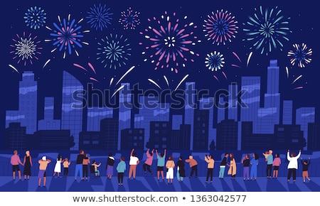 celebratory backdrop stock photo © imaster