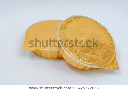 Stock photo: canned pate
