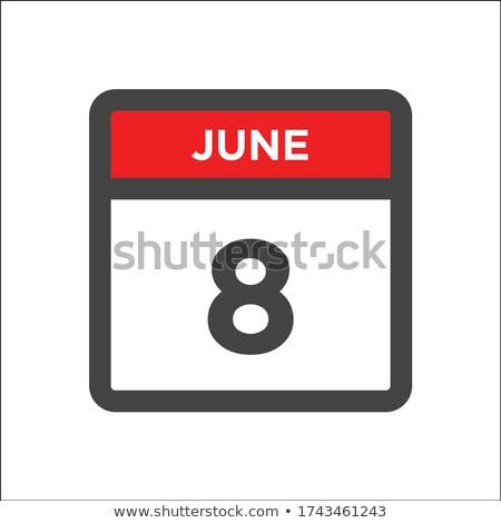 8th June Stock photo © Oakozhan