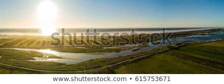 Aerial View of Areao Stock photo © homydesign