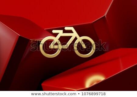 active search on the golden gears 3d illustration stock photo © tashatuvango