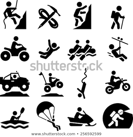 off road vehicle utility illustration clip art image vector eps stock photo © vectorworks51