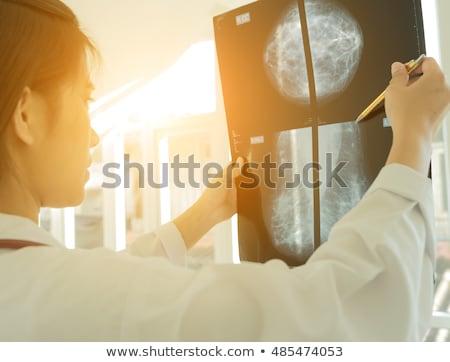 женщины · Медик · глядя · женщину · врач - Сток-фото © nobilior