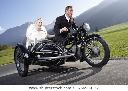 Sidecar Stock photo © sifis
