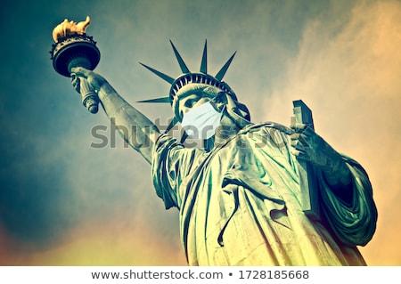 Krise · USA · fallen · Grafik · Vereinigte · Staaten · america - stock foto © lightsource