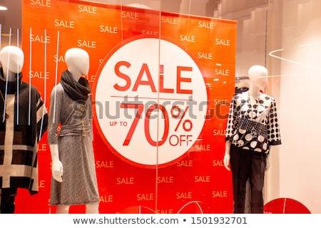black friday big sale best offer 70 percent off stock photo © robuart