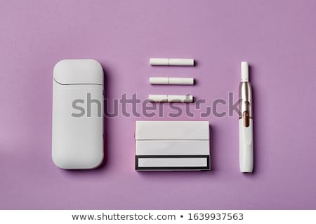 Cigarette Technology Stock photo © Lightsource