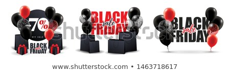 cyber monday elegant deals and offer background design Stock photo © SArts