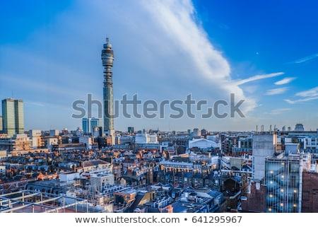 BT Tower in London Stock photo © suerob