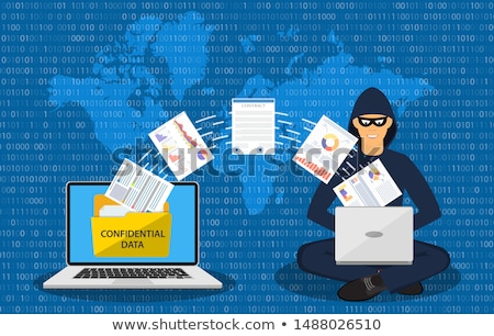 Data theft Stock photo © creisinger