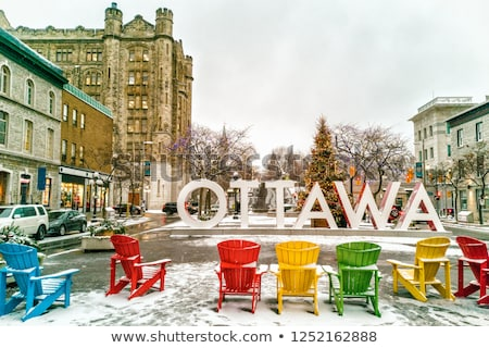 Byward Market, Ottawa Stock photo © blamb