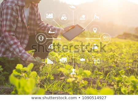 Modern Agriculture Stock photo © manfredxy
