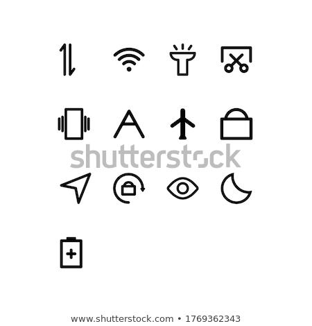 Internet · değil · düğme · modern · bilgisayar · klavye · klavye - stok fotoğraf © tashatuvango