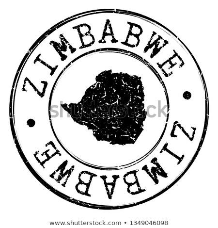 Post stamp from Zimbabwe Stock photo © Taigi