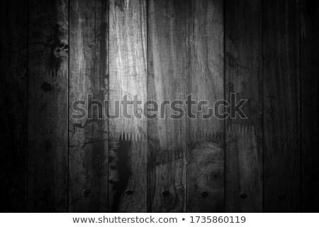 Madeira velho árvore parede fundo assinar Foto stock © Gloszilla