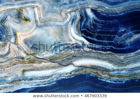 синий драгоценный камней иллюстрация природы дизайна Сток-фото © yurkina