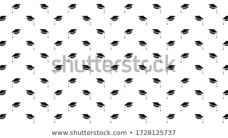 Graduating Class Cap Buttons Stock photo © cteconsulting