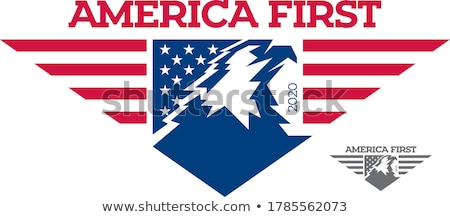 proud to be an american stock photo © rcarner