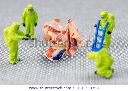 миниатюрный люди действий евро различный Сток-фото © jeancliclac