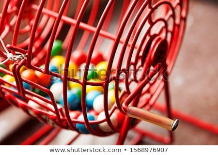 estilizado · jogos · de · azar · quatro · aces · dois · vermelho - foto stock © tracer
