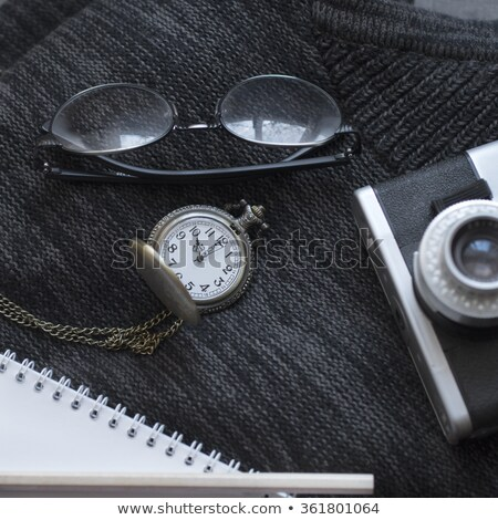 Masculine outdoorsy things Stock photo © nessokv