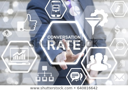 Rate Symbol Business isoliert Illustration Web Stock foto © WaD